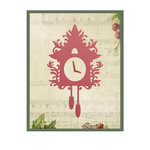 Couture Creations - Christmas Eve Collection - Designer Dies - Cuckoo Clock