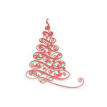 Couture Creations - Silent Night Collection - Christmas - Designer Dies - Fancy Tree
