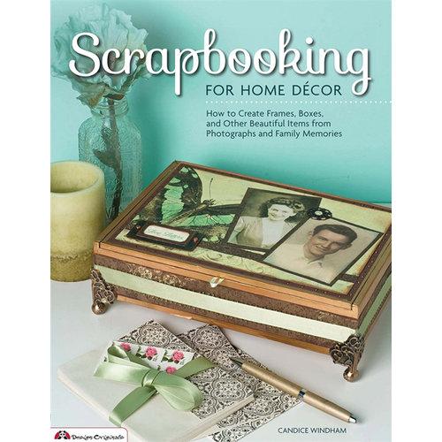 Design Originals - Scrapbooking for Home Decor