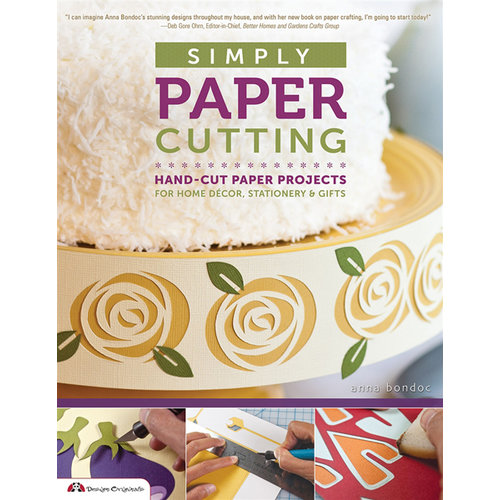 Design Originals - Simply Paper Cutting Idea Book