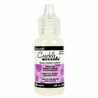 Ranger Ink - Inkssentials - Crackle Accents - Crackle Medium - .5 ounces