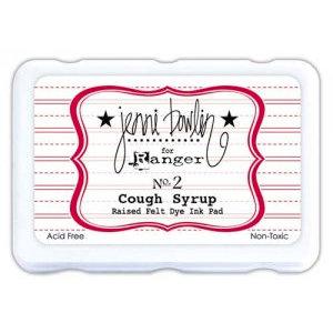 Ranger Ink - Jenni Bowlin - Ink Pad - Cough Syrup