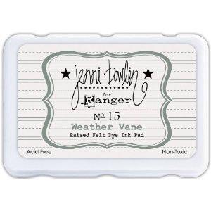 Ranger Ink - Jenni Bowlin - Ink Pad - Weather Vane