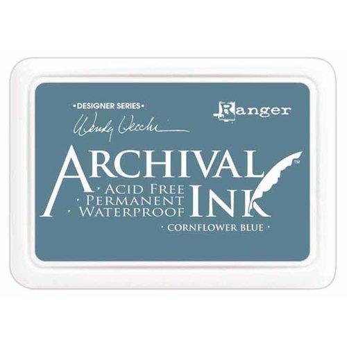 Ranger Ink - Wendy Vecchi - Archival Ink Pads - Cornflower Blue