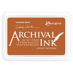 Ranger Ink - Wendy Vecchi - Archival Ink Pads - Orange Blossom