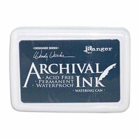Ranger Ink - Wendy Vecchi - Archival Ink Pads - Watering Can