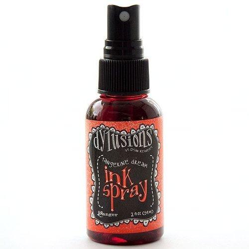 Ranger Ink - Inkssentials - Dylusions Ink Spray - Tangerine Dream