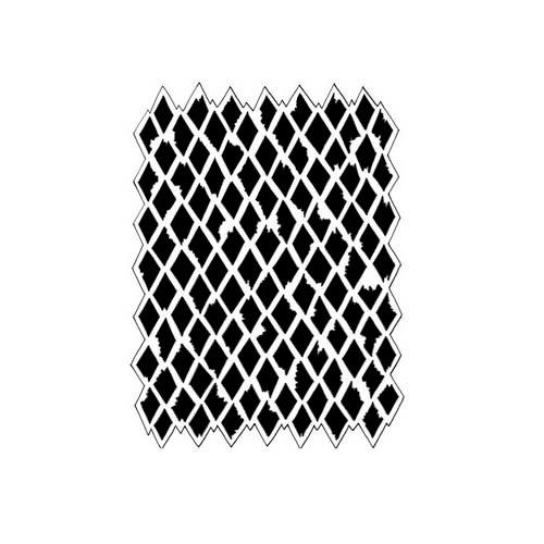 Ranger Ink - Dylusions Stencils - Diamond - Small
