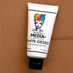 Ranger Ink - Dina Wakley Media - Gesso - White - 2 Ounce Tube
