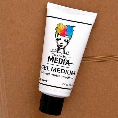 Dina Wakley Media - Gel Medium