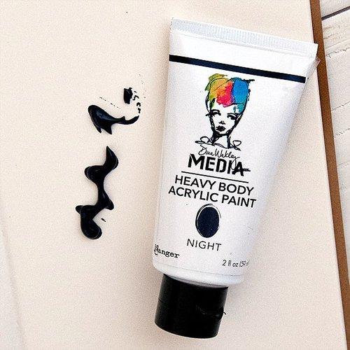 Ranger Ink - Dina Wakley Media - Heavy Body Acrylic Paint - Night