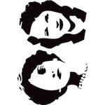 Ranger Ink - Dina Wakley Media - Stencils - Stenciled Women