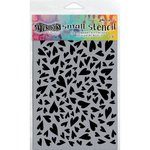 Ranger Ink - Dylusions Stencils - Hearts - Small