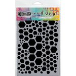 Ranger Ink - Dylusions Stencils - Honeycomb - Small