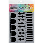 Ranger Ink - Dylusions Stencils - Arrow Border - Small