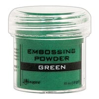 Ranger Ink - Opaque Shiny Embossing Powder - Green