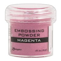 Ranger Ink - Opaque Shiny Embossing Powder - Magenta