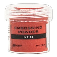 Ranger Ink - Opaque Shiny Embossing Powder - Red