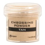 Ranger Ink - Opaque Shiny Embossing Powder - Tan