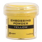 Ranger Ink - Opaque Shiny Embossing Powder - Yellow