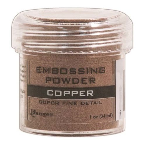Ranger Ink - Basics Embossing Powder - Super Fine - Copper