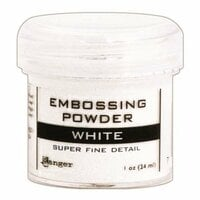Ranger Ink - Basics Embossing Powder - Super Fine - White