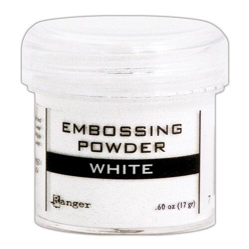 Ranger Ink - Basics Embossing Powder - White