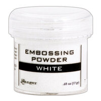 Ranger Ink - Basics Embossing Powder - White