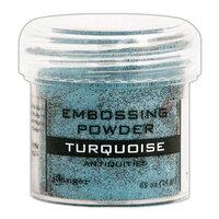 Ranger Ink - Antiquities Embossing Powder - Turquoise