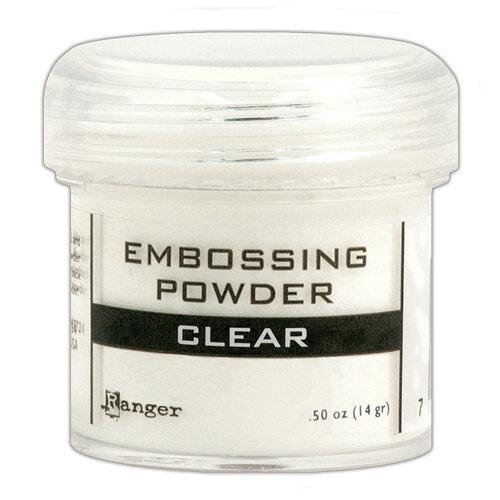 Ranger Ink - Basics Embossing Powder - Clear
