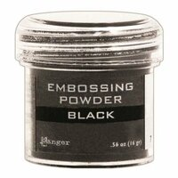 Ranger Ink - Basics Embossing Powder - Black