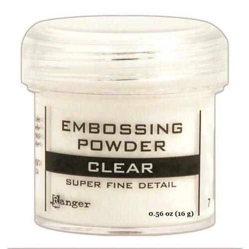 Ranger Ink - Basics Embossing Powder - Super Fine - Clear