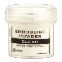 Ranger Ink - Basics Embossing Powder - Super Fine - Clear