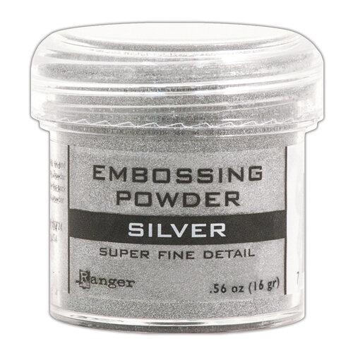 Ranger Ink - Basics Embossing Powder - Super Fine - Silver