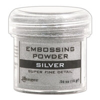 Ranger Ink - Basics Embossing Powder - Super Fine - Silver