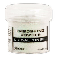 Ranger Ink - Specialty 1 Embossing Powder - Bridal Tinsel