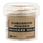 Ranger Princess Gold embossing powder