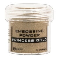 Ranger Ink - Specialty 1 Embossing Powder - Princess Gold