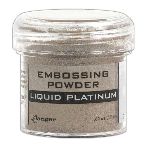 Ranger Ink - Specialty 1 Embossing Powder - Liquid Platinum