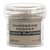 Ranger Ink - Specialty 1 Embossing Powder - Liquid Platinum