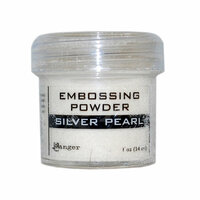 Ranger Ink - Specialty 1 Embossing Powder - Silver Pearl