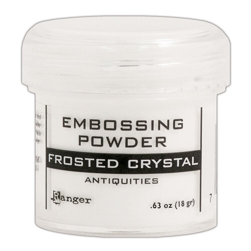 Ranger Ink - Specialty 2 Embossing Powder - Frosted Crystal