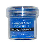 Ranger Ink - Specialty 1 Embossing Powder - Blue Tinsel