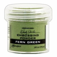 Ranger Ink - Wendy Vecchi - Embossing Powder - Fern Green
