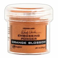 Ranger Ink - Wendy Vecchi - Embossing Powder - Orange Blossom