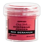 Ranger Ink - Wendy Vecchi - Embossing Powder - Red Geranium
