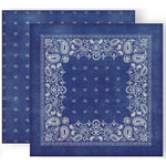 GCD Studios - The Great Outdoors Collection - 12 x 12 Double Sided Paper - Bandana