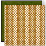 GCD Studios - The Great Outdoors Collection - 12 x 12 Double Sided Paper - Ponderosa