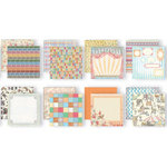 GCD Studios - Funhouse Collection - 12 x 12 Paper Pad