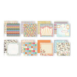 GCD Studios - Funhouse Collection - 8 x 8 Paper Pad